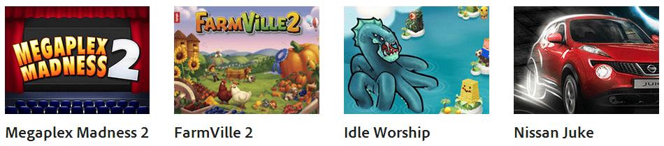 FarmVille 2, Angry Birds sont des bests sellers sur Facebook !