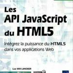 Livre : Les API JavaScript du HTML5